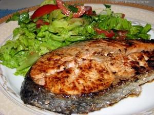 Sağlık bir yaşam için haftada 1 mutlaka balık yiyin.